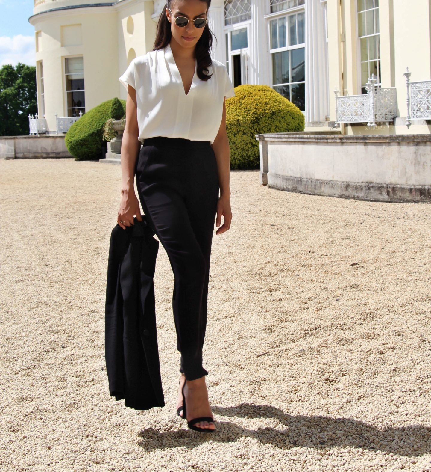 A Sunny Day at Stoke Park with Winser London