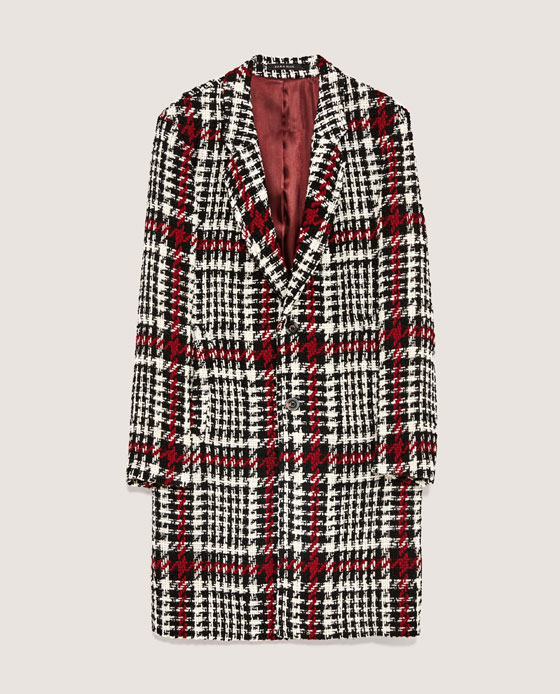 winter-coats-maroon-checked-coat