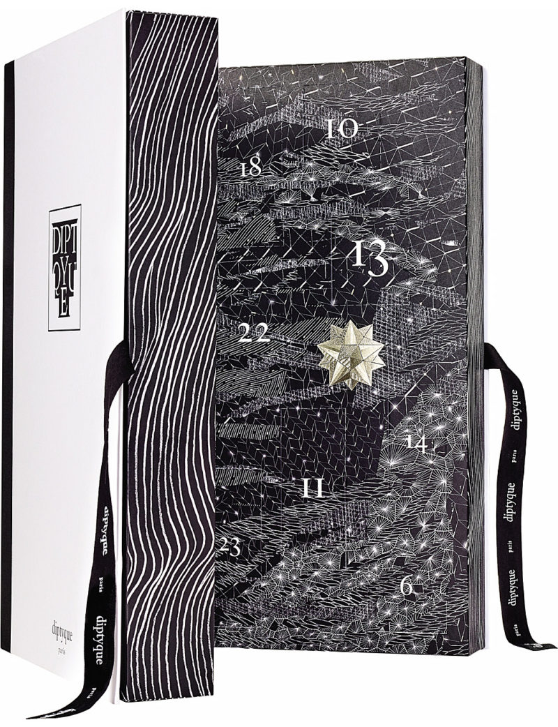 DIPTYQUE-Advent-Calendar-Selfridges.com-corporate-style-story