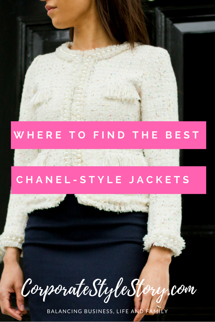 The Best Chanel-Style Jackets Online