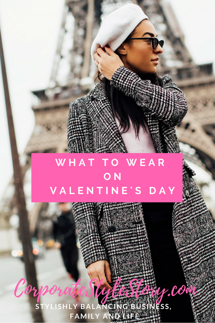 What to Wear on Valentines Day - PIN