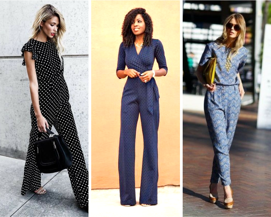 How to Wear a Jumpsuit to Work
